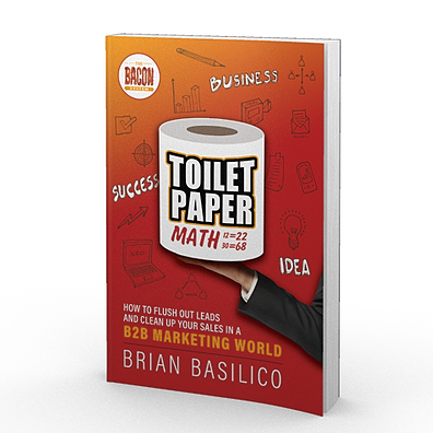 Brian (The Bacon Guy) Basilico Bacon & Toilet Paper - My Books Link Thumbnail | Linktree