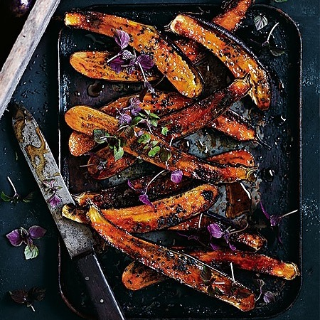 @donna.hay Ginger and Miso glazed eggplant  Link Thumbnail   Linktree