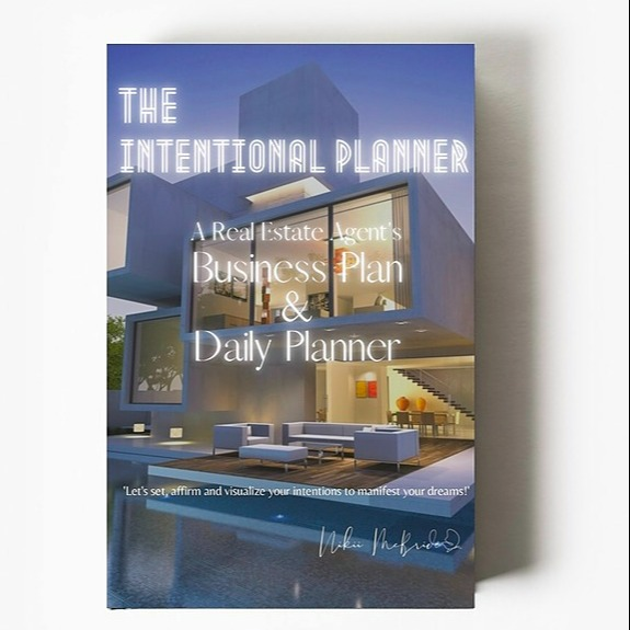 The Intentional Planner for Real Estate Agents