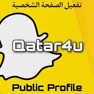 Public profile in snapchat
