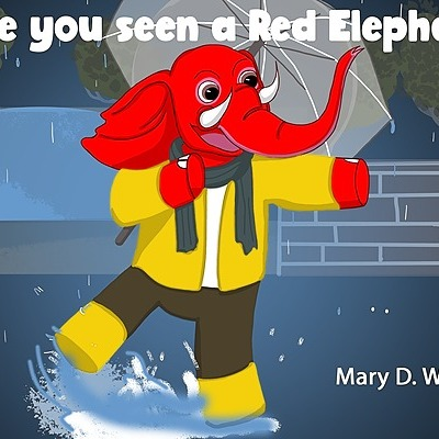 """Have You Seen a Red Elephant?"""