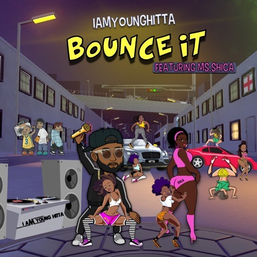 IamYoungHitta's Debut  Single