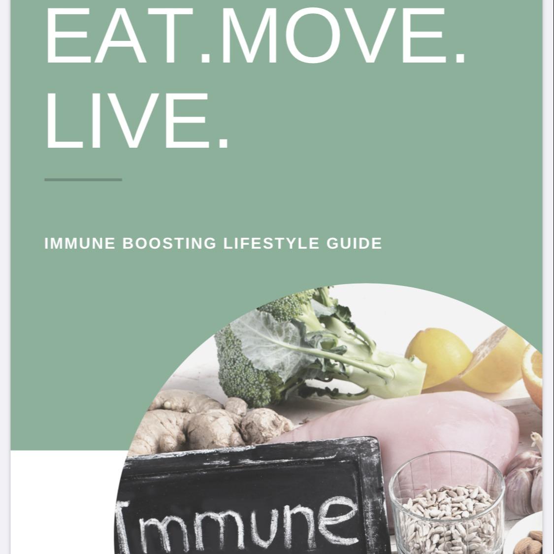 Immune Boosting Guide