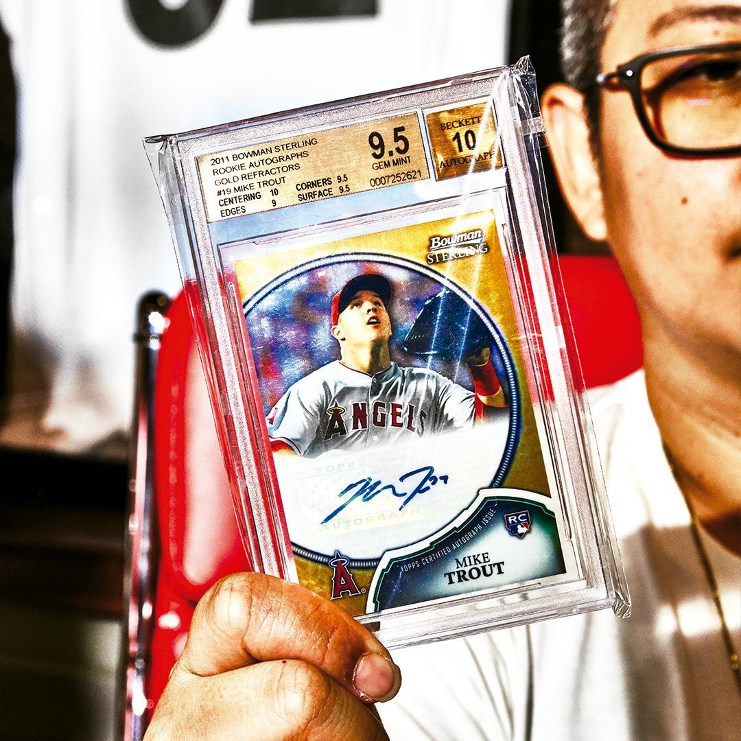 The Atlantic How Baseball Cards Got Weird Link Thumbnail | Linktree