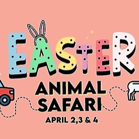 Easter Animal Safari 2021