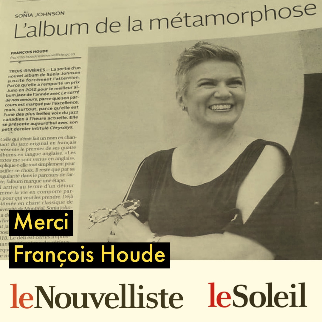 ARTICLE - by François Houde