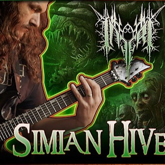 @inferi_official SIMIAN HIVE   GUITAR PLAYTHROUGH  Link Thumbnail   Linktree