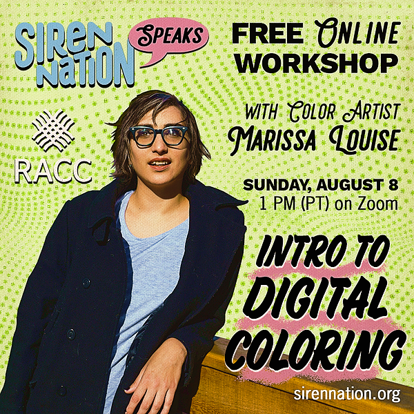 @bigredhair Intro to Digital Coloring workshop Aug. 8 - register for free! Link Thumbnail | Linktree
