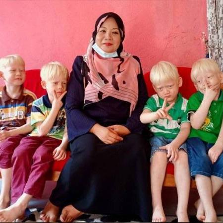 @sinar.harian Empat beradik albino disangka anak 'mat salleh' Link Thumbnail | Linktree