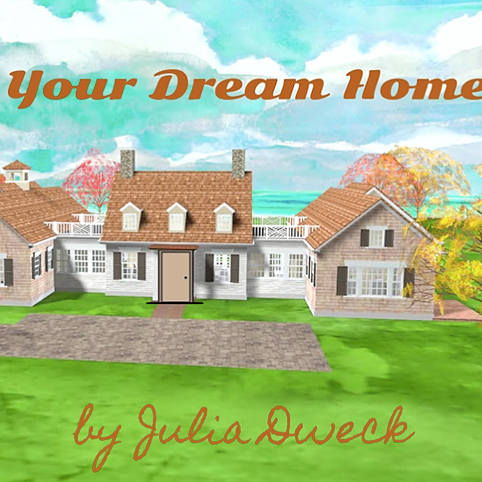 Furnish your Dream House *Area & Perimeter--lots of fun!