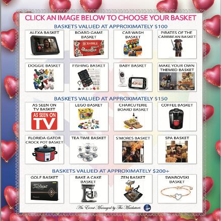 @UILAdoptions Sweetheart's Gala Amazon Basket Links Link Thumbnail   Linktree