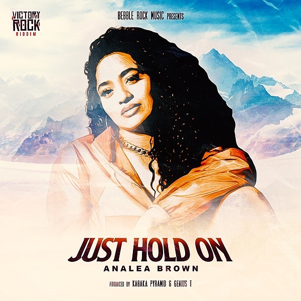 Analea Brown - Just Hold On