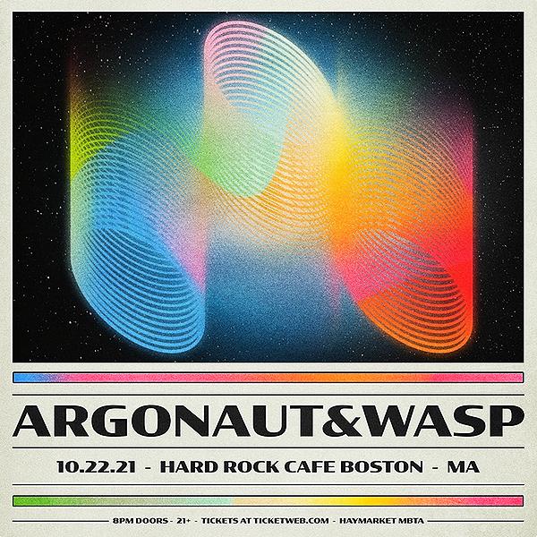 @rockonconcerts Fri 10/22/21 - argonaut&wasp @ Hard Rock Cafe Boston Link Thumbnail | Linktree