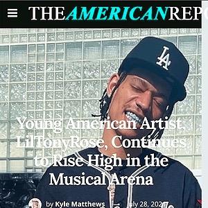 @LILT💍NYR🌺SE The American Reporter  Link Thumbnail | Linktree