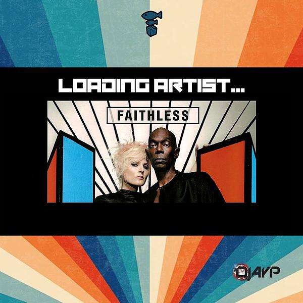 DJAYP Loading Artist... Faithless Link Thumbnail   Linktree