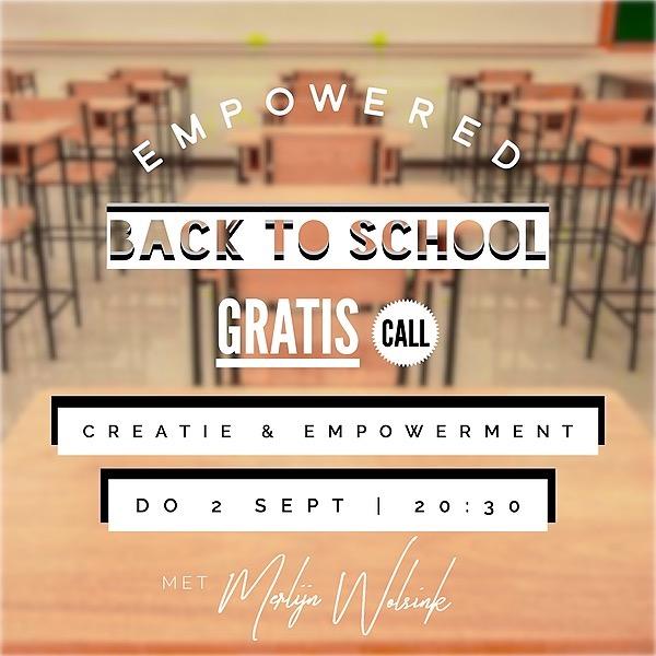 @merlijnwolsinknl Empowered Back to School - Gratis Call 2 September Link Thumbnail | Linktree