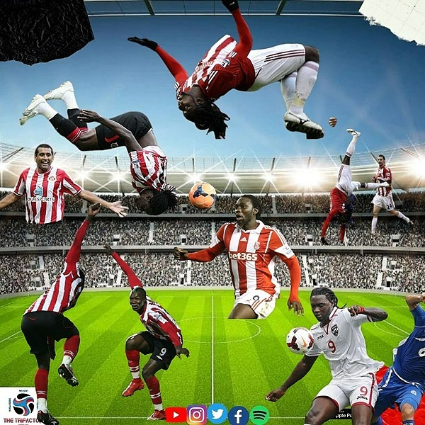 The Trifactor Podcast Kenwyne Jones I: Servant of the game, on and off the field Link Thumbnail | Linktree