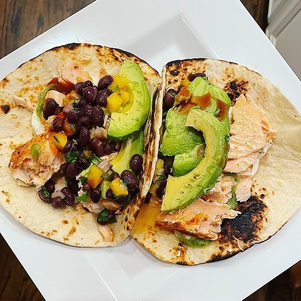 @amysmealdeal Tajin Salmon w/Black Bean Mango Salsa - @thefeedfeed Link Thumbnail | Linktree