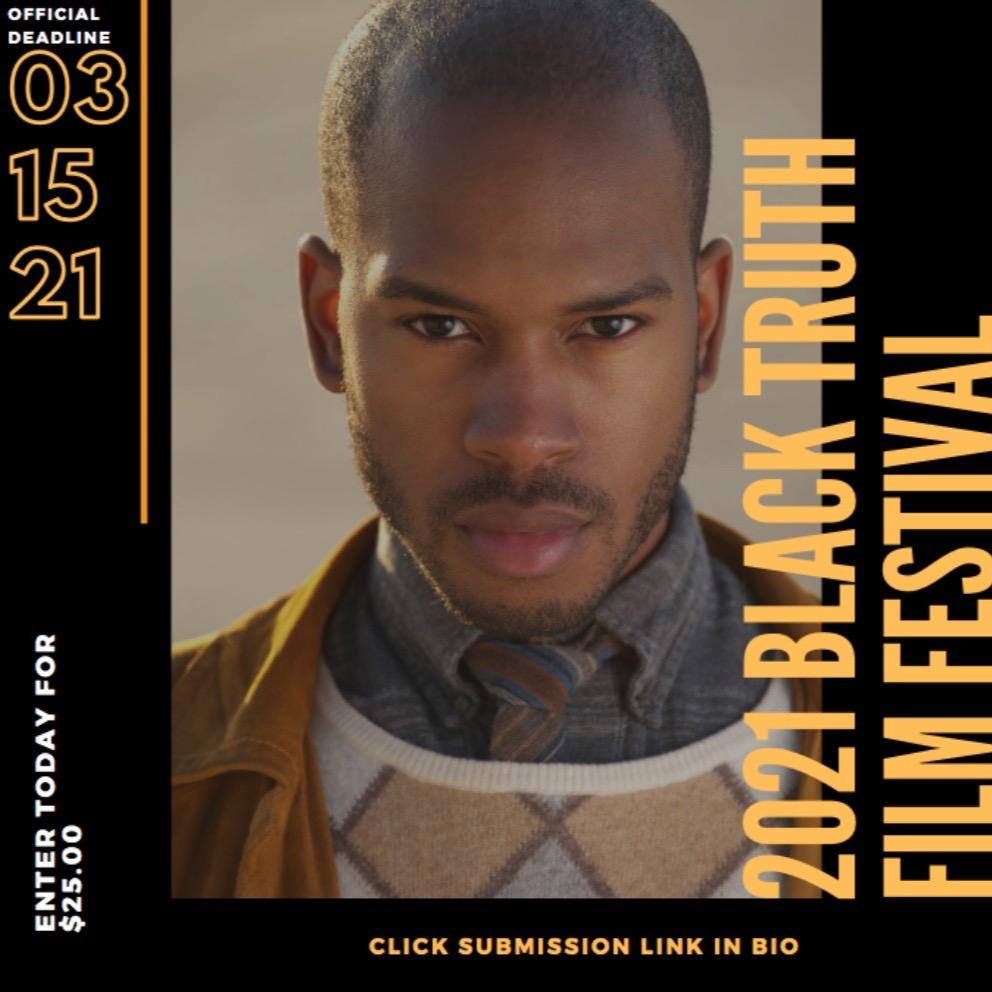 "@thegreatblacknarrative 2021 ""Black Truth"" Film Festival  - Tell Our Stories! Link Thumbnail | Linktree"