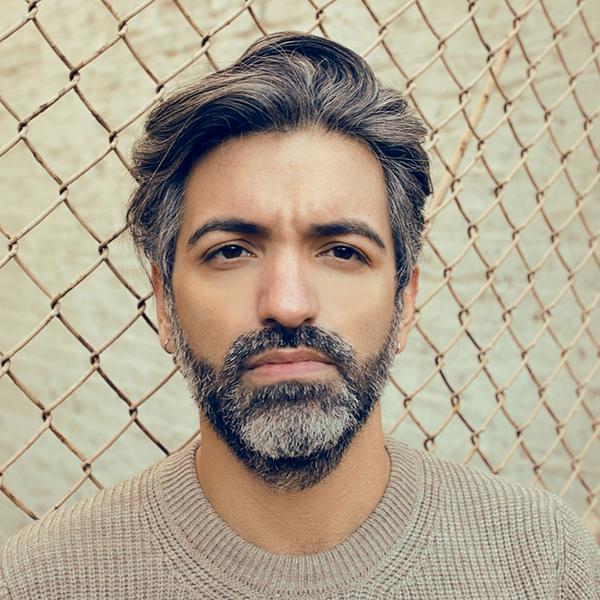 Host Aaron Salazar