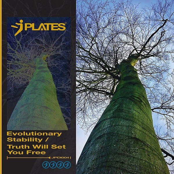 J Plates OUT NOW: J Plates - Evolutionary Stability / Truth Will Set You Free [JPDI004] Link Thumbnail | Linktree