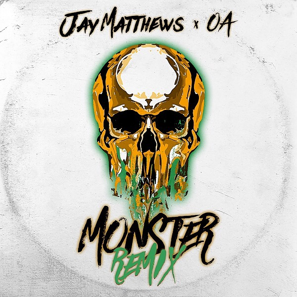 """""""Monster (Remix)"""" OUT NOW"""
