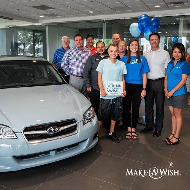 Schomp Subaru: Love Promise Winner!