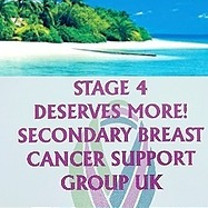 @Stage4DeservesMore Our Private Support Group Link Thumbnail | Linktree