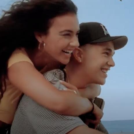 """Summer Love"" music video"