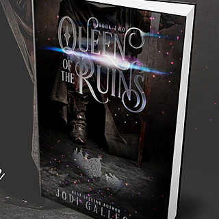 Jodi Gallegos Queen of the Ruins (The High Crown Chronicles #2) purchase links Link Thumbnail   Linktree