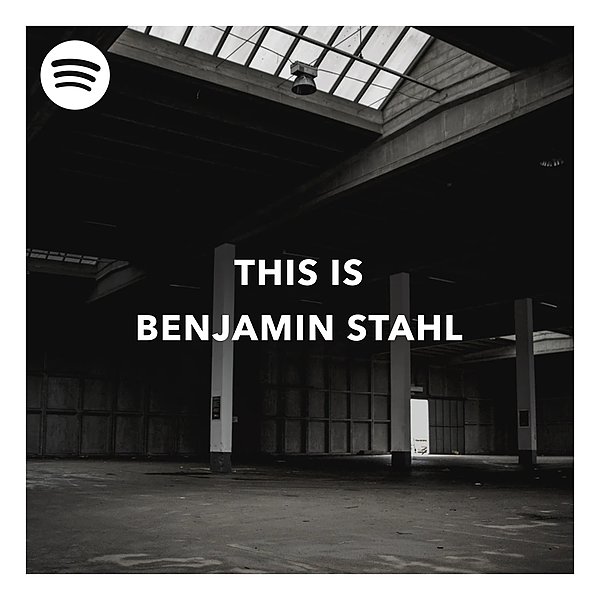 Benjamin Stahl This is Benjamin Stahl (Playlist Spotify) Link Thumbnail | Linktree