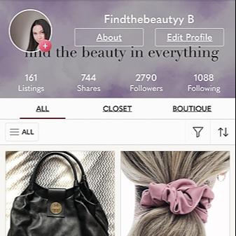 findthebeauty my poshmark! Link Thumbnail   Linktree