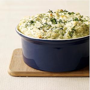 WW Broccoli and Parmesan Souffle Recipe