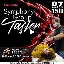 Symphony Group Taster-16ª temporada - GRATUITO- 07/03- 17h- link 1