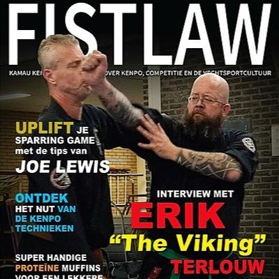 @kamaukenpo FISTLAW Magazine uitgave #2 Link Thumbnail   Linktree