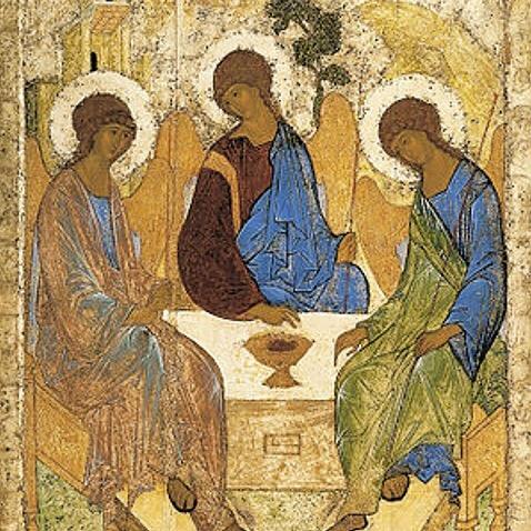@geoffwhiteman Trinity Icon Reflection Link Thumbnail | Linktree
