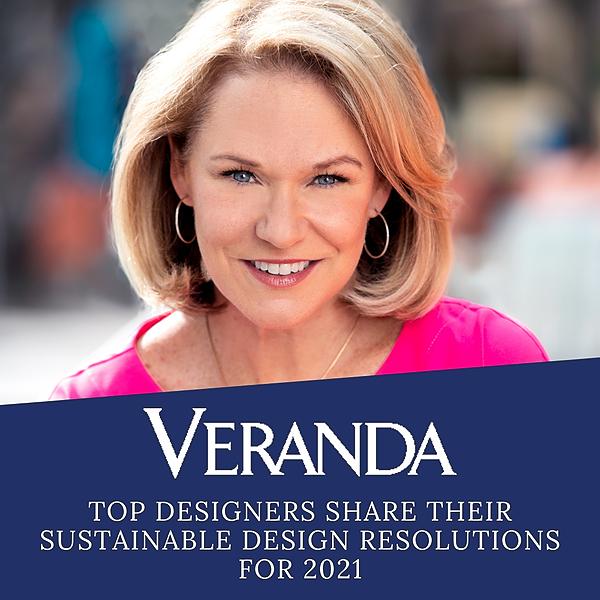 Veranda | Sustainable Design Resolutions