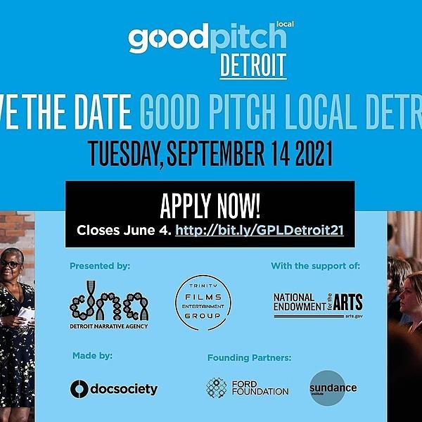Good Pitch Local Detroit
