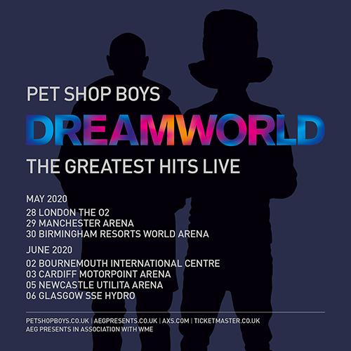 Dreamworld: The Greatest Hits Live