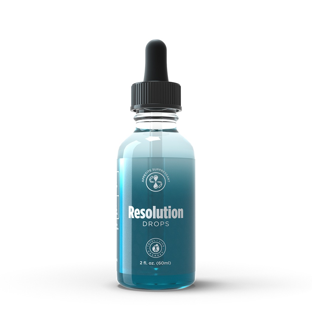 Resolution Drops (Lipo in a Bottle)