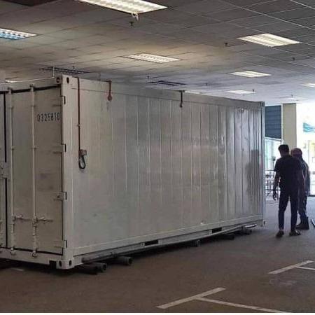 @sinar.harian Korban meningkat, hospital sedia kontena khas simpan mayat  Link Thumbnail | Linktree