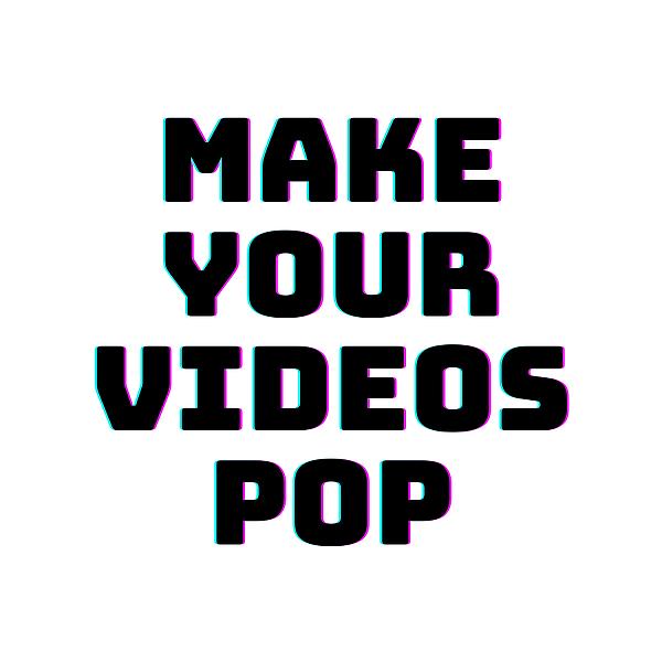 @MakeYourVideosPop Profile Image | Linktree