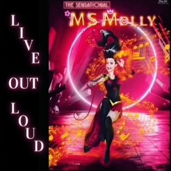 Who the Funk is Ms. Molly LIVE OUT LOUD - Official music video  Link Thumbnail | Linktree