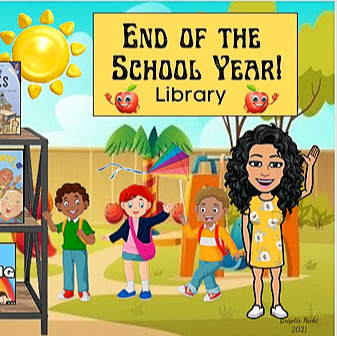 Miss Hecht Teaches 3rd Grade End of the School Year Link Thumbnail | Linktree