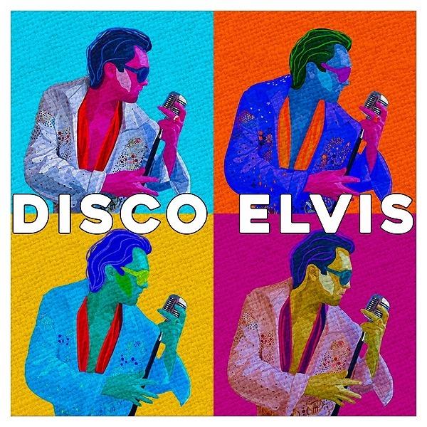 DISCO ELVIS - Click Here!