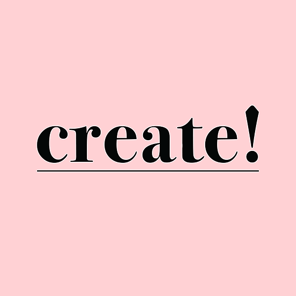 Create! Magazine Listen to the Create! Podcast Link Thumbnail | Linktree