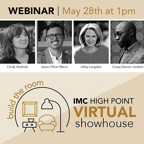 Join | Webinar High Point Virtual Showhouse