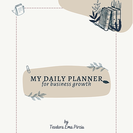 My Snazzy Daily Planner (MyPaperPlanner) Profile Image   Linktree