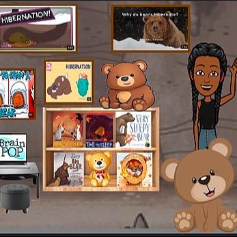 @WinterStorm Bear Hibernates w/ Craft and Little Reader Link Thumbnail   Linktree