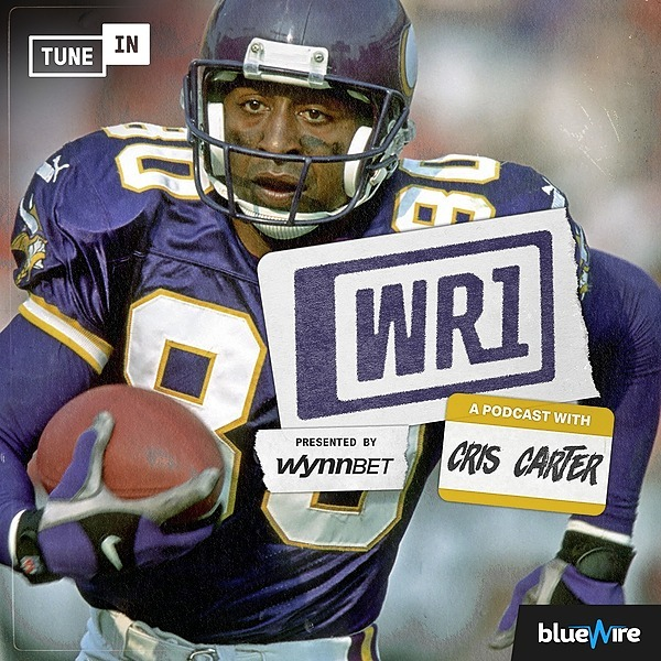 TuneIn WR1 with Cris Carter Link Thumbnail | Linktree